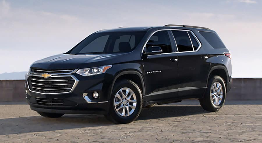Chevy Traverse Mpg >> Chevy Traverse Vs Chevy Tahoe Beastly Suv Or Nimble