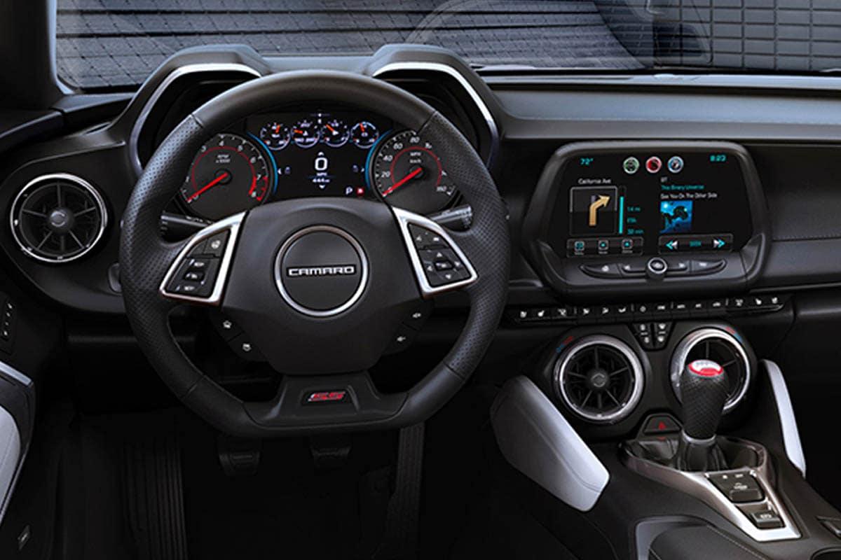 Chevy Camaro Vs Dodge Challenger