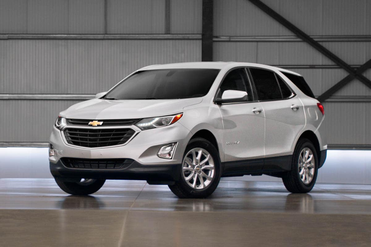 Chevy Blazer Vs  Chevy Equinox