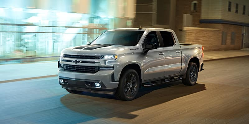 Show Off Your Street Cred in the 2020 Chevy Silverado 1500 ...