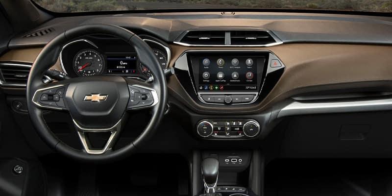 2021 Chevrolet Trailblazer Details Emerge