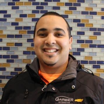 Chrystian  Contreras