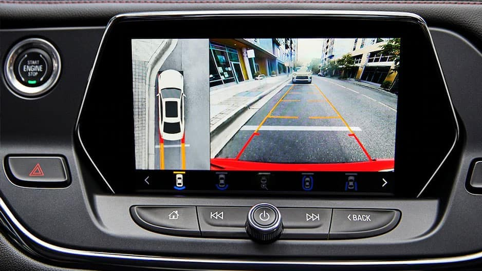Safety Features of the New Chevrolet Blazer at Garber in Linwood, MI