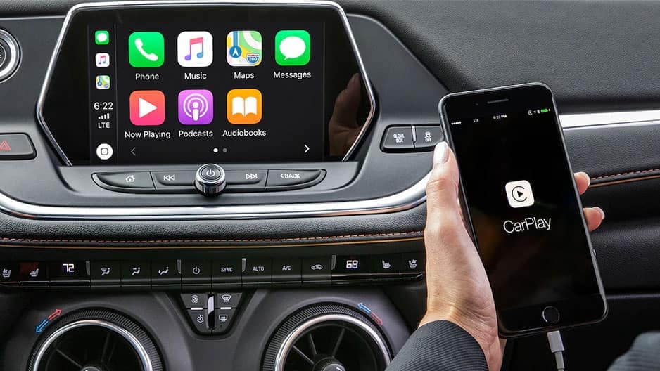 Technology Features of the New Chevrolet Blazer at Garber in Linwood, MI