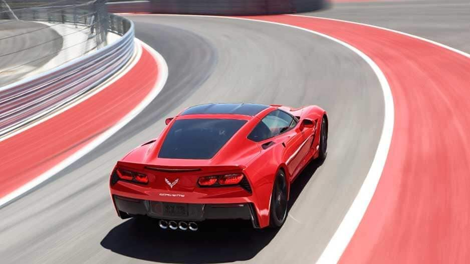 Performance Features of the New Chevrolet Corvette at Garber in Linwood, MI