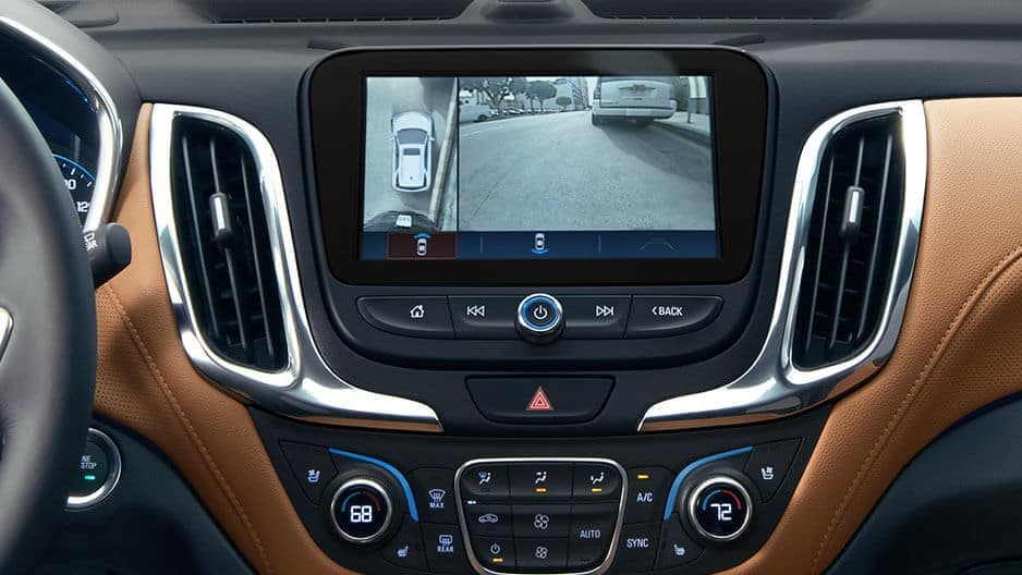 Safety Features of the New Chevrolet Equinox at Garber in Linwood, MI
