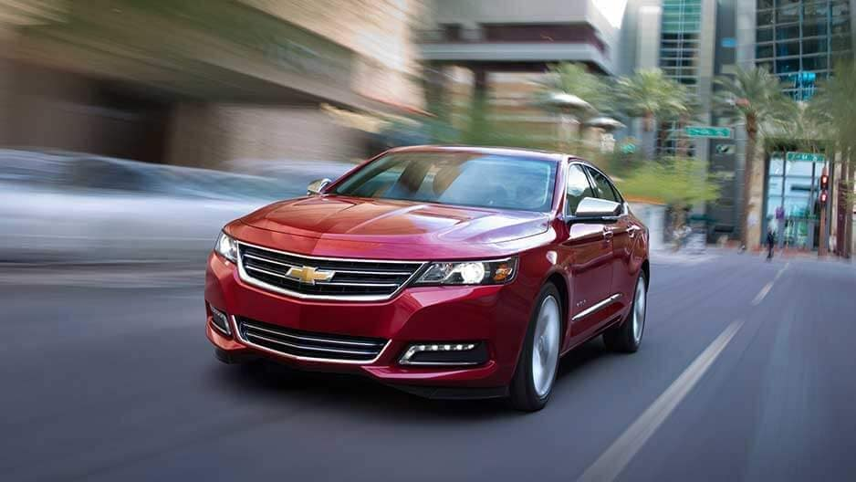 Performance Features of the New Chevrolet Impala at Garber in Linwood, MI