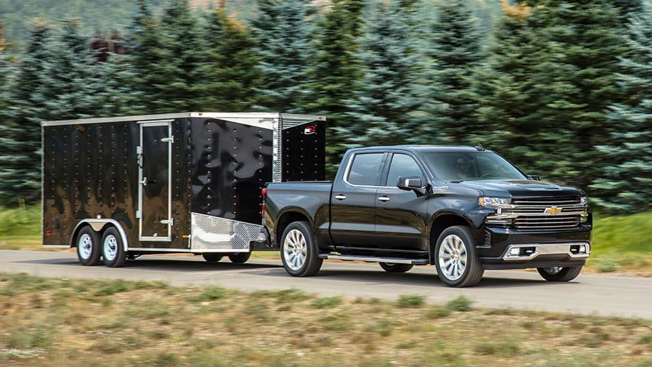 Performance Features of the New Chevrolet Silverado at Garber in Linwood, MI
