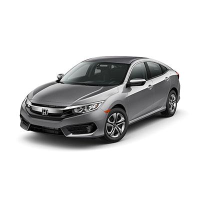 2017 Honda Civic LX CVT Sedan Lease
