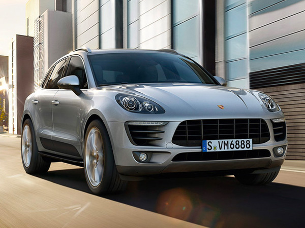 Lease for $799 per month 2017 Porsche Macan S