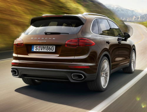 $749 a month Lease Offer 2017 Porsche Cayenne