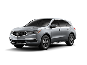 $399 2017 Acura MDX 9 Speed Automatic SH-AWD Lease Offer