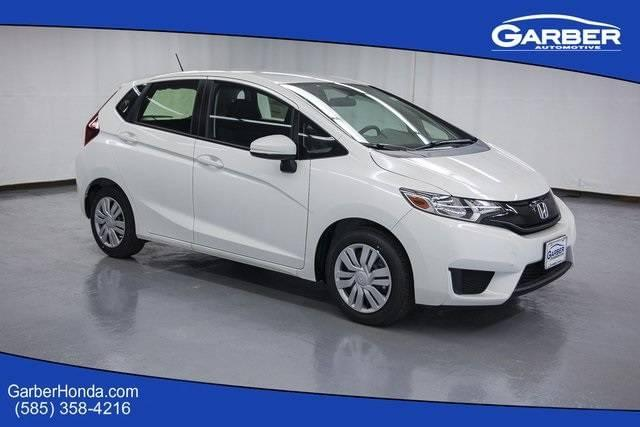 2016 Honda Fit LX Automatic Lease Offer