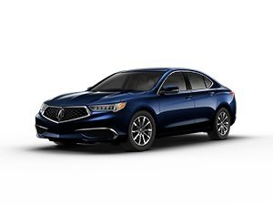 $299 per month 2018 Acura TLX 8-Speed Lease