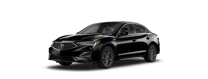 2020 Acura ILX A-Spec and Premium Packages