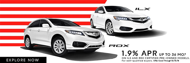 Certified PreOwned Acuras Franklin Gary Force Acura - Acuras for sale