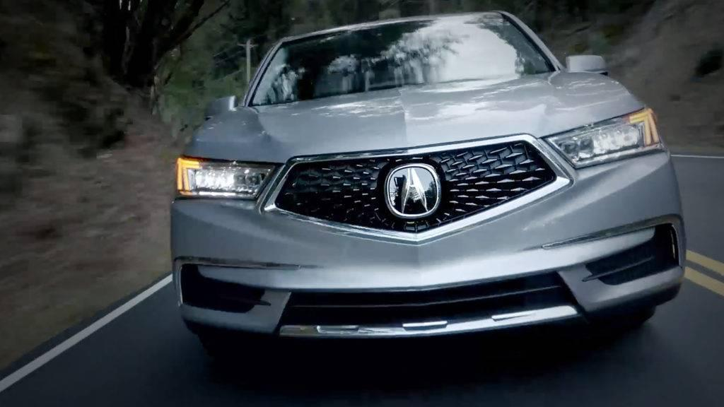 MDX Think Luxury Gary Force Acura - 2018 acura tsx front grill