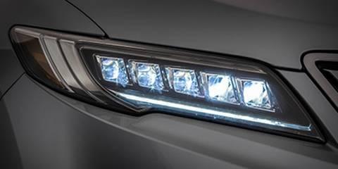 RDX Think Versatile Gary Force Acura - 2018 acura rdx headlights