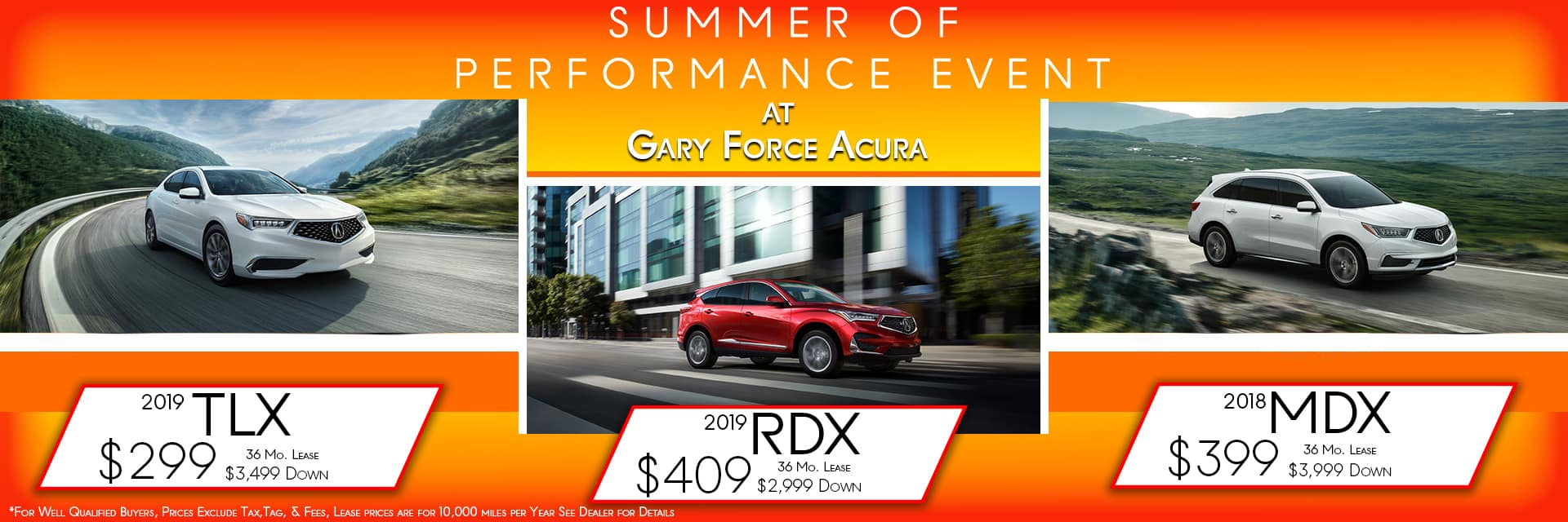 Gary Force Acura in Brentwood, TN | New & Used Cars on gary force arena, gary force honda, gary force toyota,