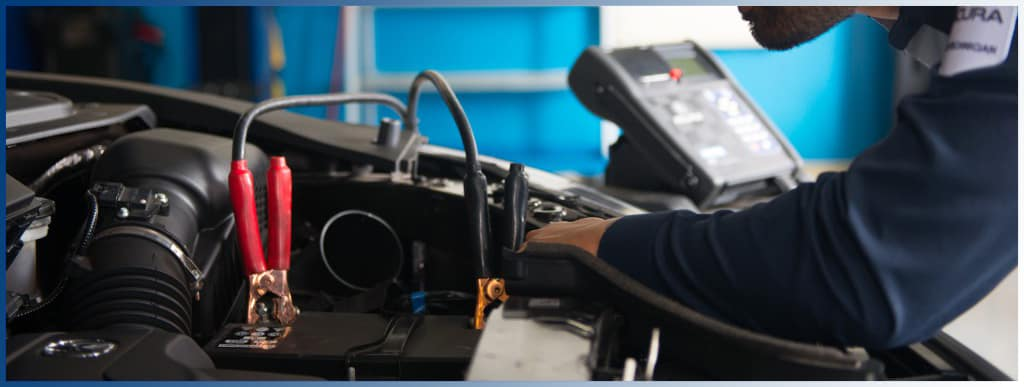 Battery Inspection & Replacet Service | Gary Force Acura