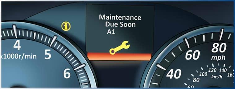 Maintenance Minder Codes | Gary Force Acura