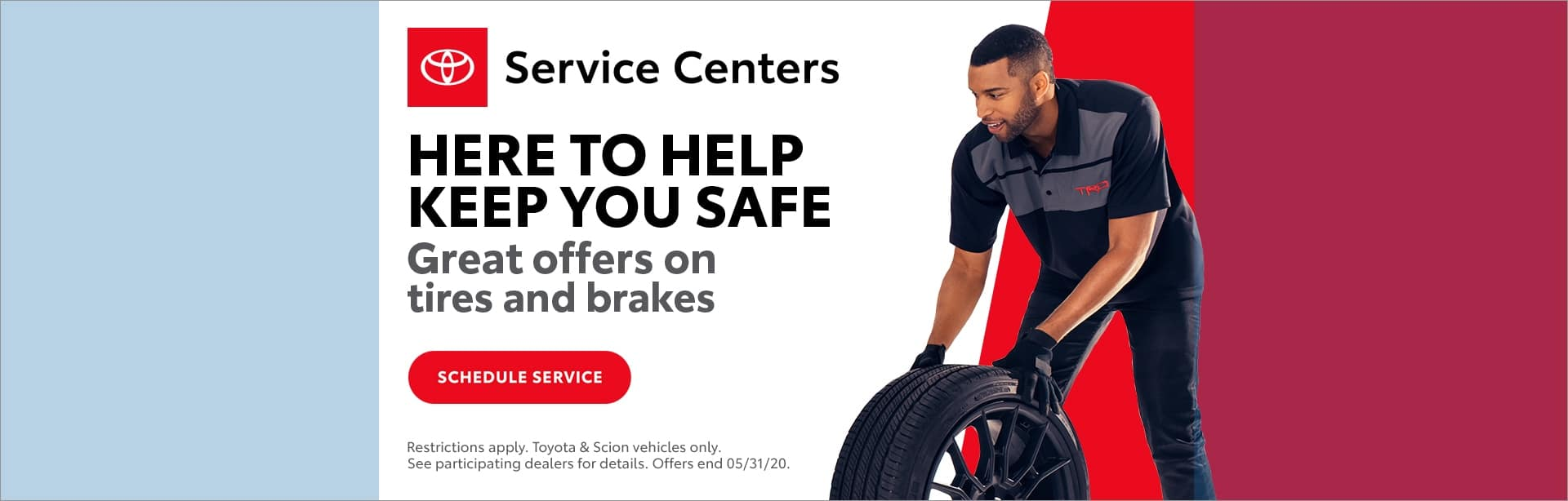 Brake and Tire Specials