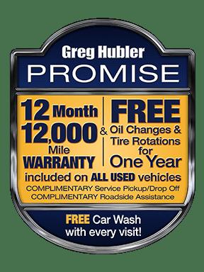 Greg Hubler Promise