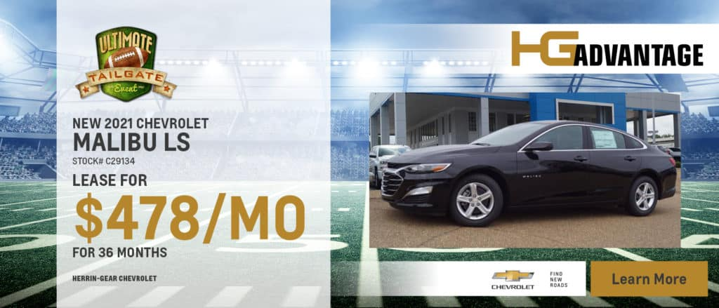 2021 Chevy Malibu LS