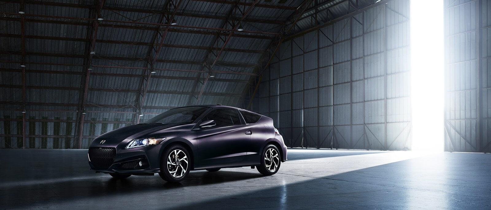 2016 Honda CR-Z side view