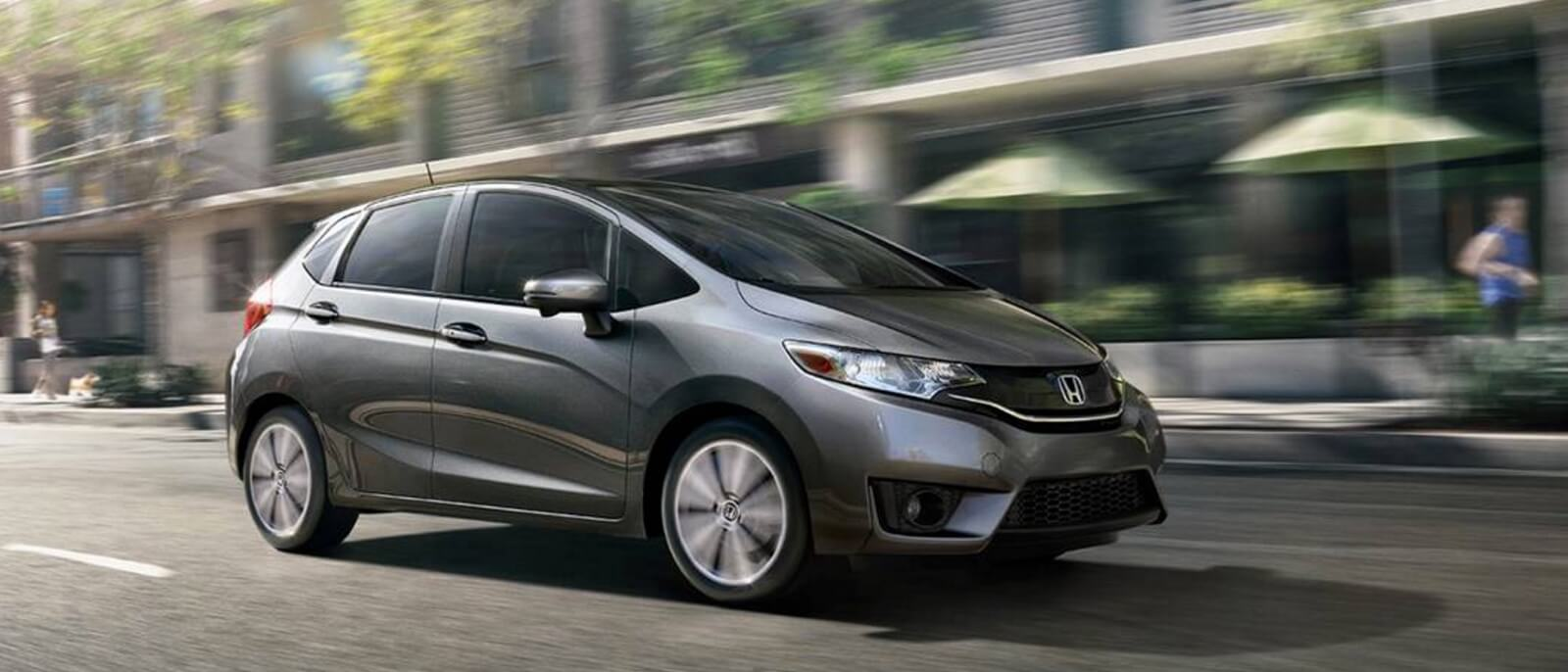 2016 Honda Fit front view