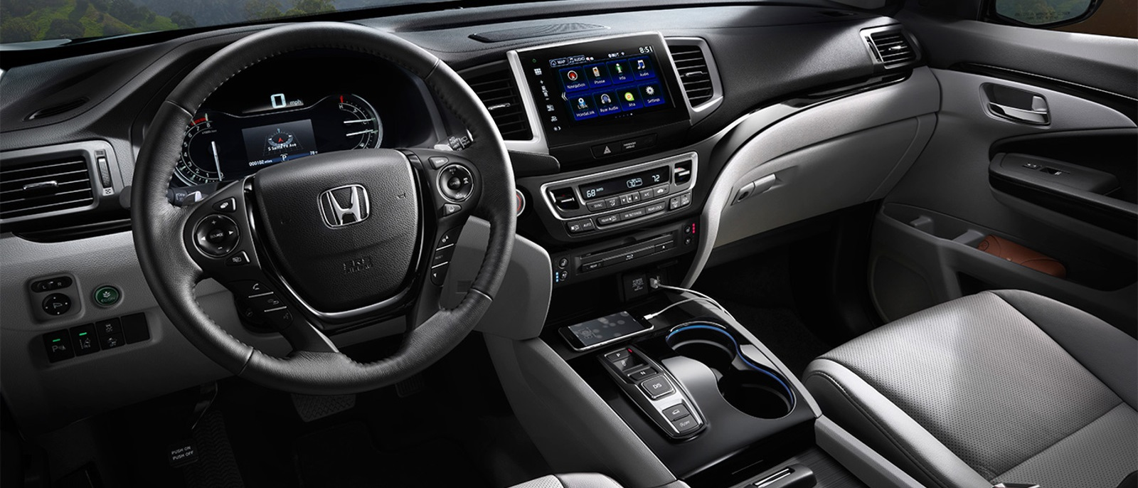 2016-honda-pilot-suv-tech-features