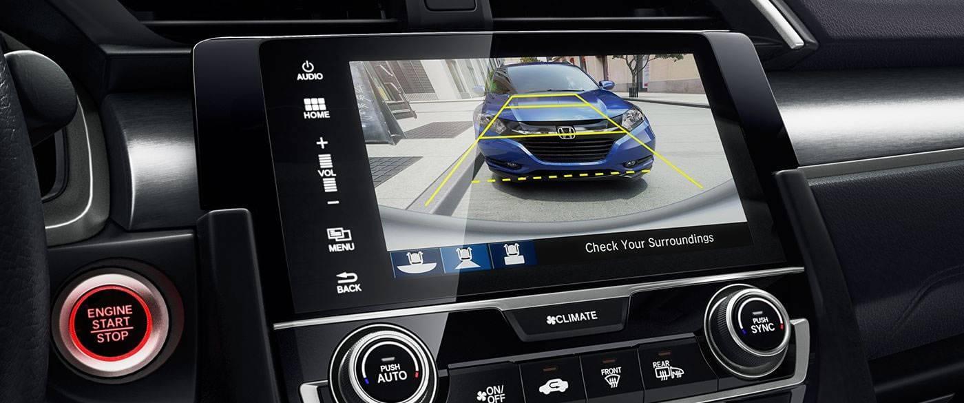 2017 Honda Civic Camera
