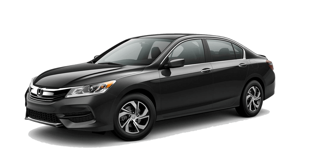 2016 Honda Accord black