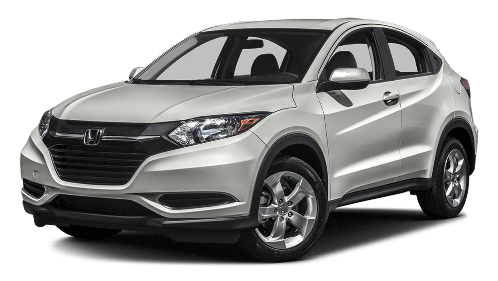 2017 Honda HR-V White