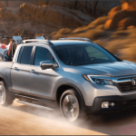 2017 Honda Ridgeline Offroad