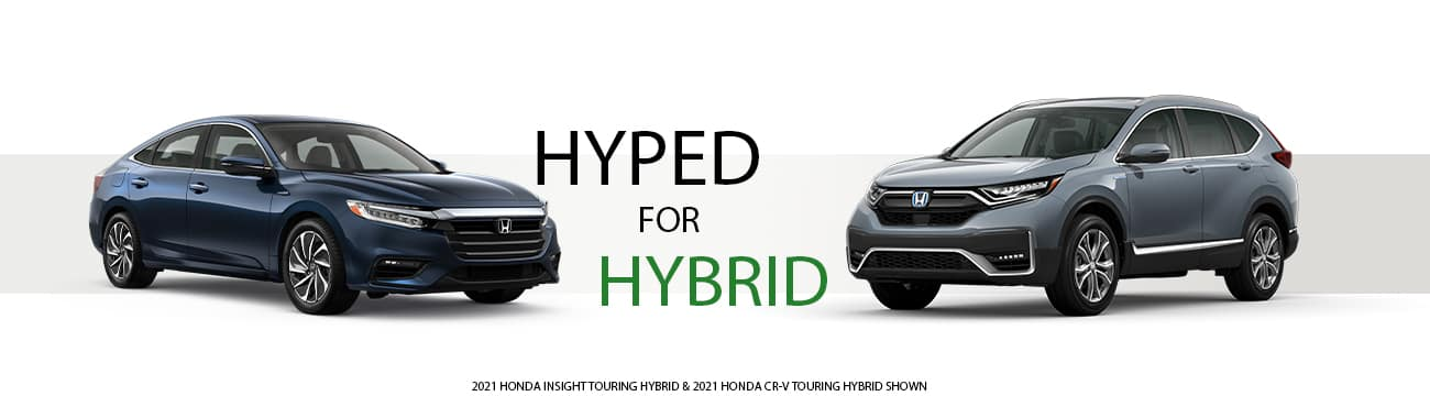 HYPED FOR HYBRID