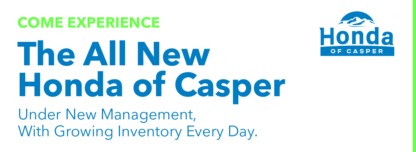The All New Honda of Casper