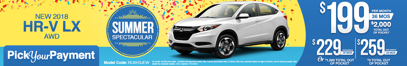 "New Honda HR-V"" width="
