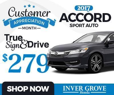 New 2017 Honda Accord Sport Special