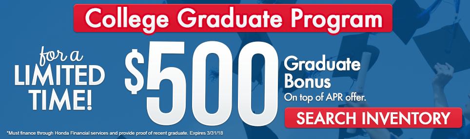 Honda College Graduate Program