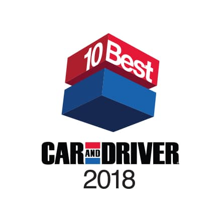 Car And Driver 10 Best >> 2018 10 Best Car And Driver 2x Inver Grove Honda