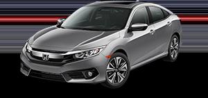2018 Honda Civic-EX-L