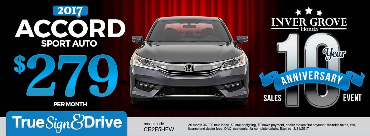Image Result For Honda Accord Lease Specials Mn