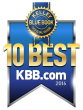 KBB 10 Most Awarded Vehicles