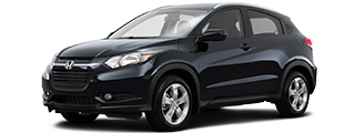 2016 Honda HR-V Coupe