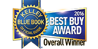 KBB.com Overall Best Buy Award