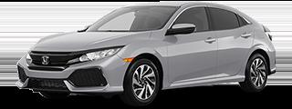 2017 Hatchback LX