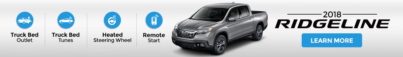 "New Honda Ridgeline"" width="