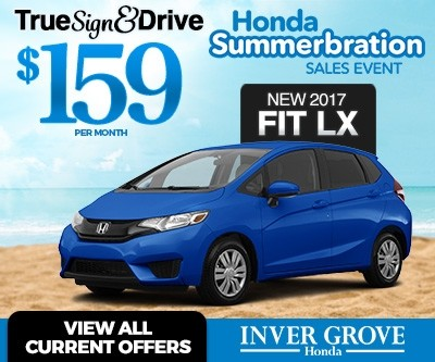 Fit LX Lease Special