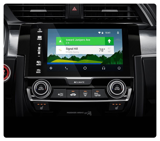 Android-Auto-Maps